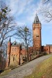 Nad Moravici van Hradec royalty-vrije stock afbeeldingen