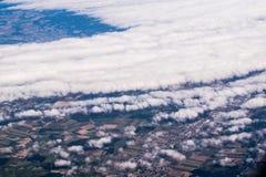 Nad nieba Fotografia Stock