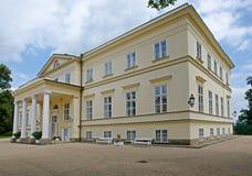 Nad Orlici, Tsjechische republiek van kasteelkostelec Royalty-vrije Stock Afbeeldingen