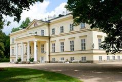 Nad Orlici, Tsjechische republiek van kasteelkostelec Stock Fotografie