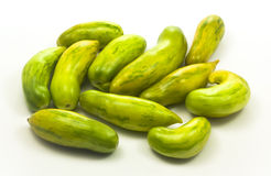 nad pomidorami biały wyśmienicie zieleń obrazy stock