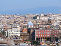 nad Rome fotografia stock