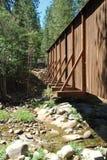 nad rzecznymi sierra bridżowy outside zdjęcie royalty free