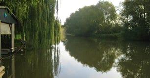 nad rzekę avon Obraz Royalty Free