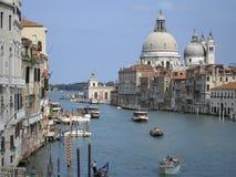 nad Venice widok Zdjęcia Royalty Free