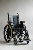 nad wózek inwalidzki tła grey Obraz Stock