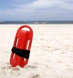 Nadada bajo su propio riesgo foto de archivo libre de regalías