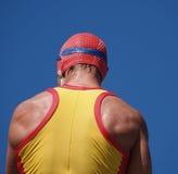 Nadador Foto de archivo