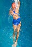 Nadador Fotos de Stock Royalty Free