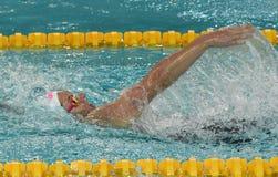 Nadador australiano Emily SEEBOHM AUS do olímpico e do campeão mundial Imagem de Stock