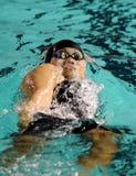 Nadador Chan Kah Yan Fotos de archivo libres de regalías