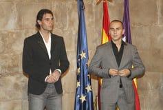 Nadal και τόπος γεννήσεως του Lorenzo Mallorcas στοκ εικόνα με δικαίωμα ελεύθερης χρήσης