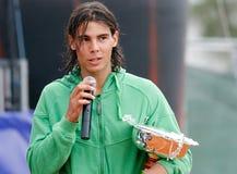 Nadal 035 Στοκ Εικόνες