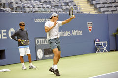 Nadal champion US Open 2013 (1) Stock Images