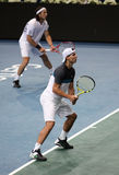 NADAL (ESP) / MONACO (ARG) at BNP Masters 2009 Royalty Free Stock Photography