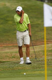 Nadal at golf 029 Stock Images