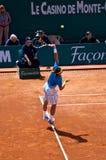 Nadal Monte Carlo Rolex Original 4 Lizenzfreies Stockfoto
