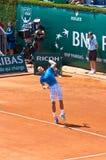 Nadal Monte Carlo Rolex Original 8 Lizenzfreie Stockbilder