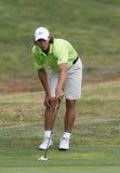 Nadal på golf i mallorca 062 Fotografering för Bildbyråer