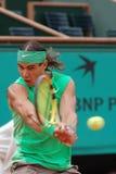 Nadal Rafaël # 1 in Wereld (3) Stock Foto's