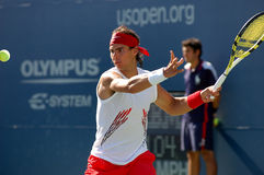 Nadal Rafaël aux USA ouvrent 2008 (138) Photos libres de droits