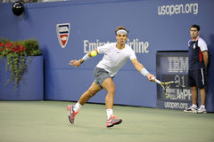 Nadal Rafa赢取了美国公开赛2013年(14) 图库摄影