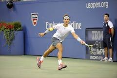 Nadal Rafa ganhou o US Open 2013 (14) Fotografia de Stock