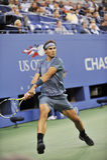 Nadal Rafa ganhou o US Open 2013 (40) Fotografia de Stock Royalty Free
