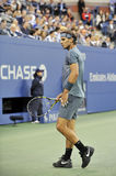 Nadal Rafa segrade US Open 2013 (41) Royaltyfria Bilder