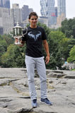 Nadal Rafa won US Open 2013 (5). Rafael  Nadal won USOPEN 2013 Royalty Free Stock Photo