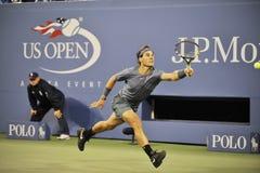 Nadal Rafa won US Open 2013 (1) Royalty Free Stock Images