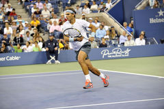 Nadal Rafa won US Open 2013 (18). Rafael  Nadal won USOPEN 2013 Stock Photography