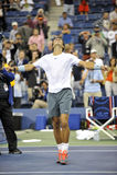 Nadal Rafa won US Open 2013 (20) Stock Image
