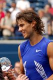 Nadal Rafael # 1 in the World (10) Royalty Free Stock Image