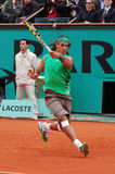 Nadal Rafael # 1 in the World (2) Royalty Free Stock Image