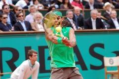 Nadal Rafael # 1 in the World (4) Stock Photos