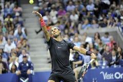Nadal Rafael på USOPEN 2013 (69) Royaltyfri Bild