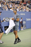 Nadal Rafael på USOPEN 2013 (37) Royaltyfria Bilder