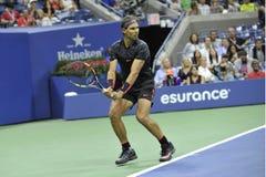 Nadal Rafael på USOPEN 2013 (3) Arkivbild