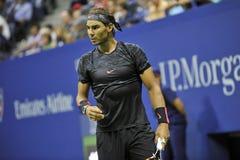 Nadal Rafael på USOPEN 2013 (15) Royaltyfri Fotografi