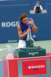 Nadal Rafael at Rogers Cup 2008 (169) Stock Photo