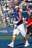 Nadal Rafael at Rogers Cup 2008 98 Stock Photos