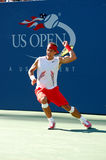 Nadal Rafael in US öffnen 2008 (153) Lizenzfreies Stockfoto