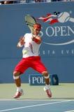 Nadal Rafael in US öffnen 2008 (73) Lizenzfreies Stockbild