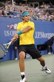 Nadal Rafael in US öffnen 2009 (8) Lizenzfreie Stockbilder