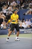 Nadal Rafael in US öffnen 2009 (84) Lizenzfreie Stockbilder