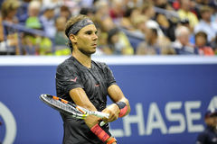 Nadal Rafael at USOPEN 2013 (26) Stock Images