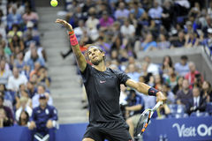 Nadal Rafael at USOPEN 2013 (69) Royalty Free Stock Image