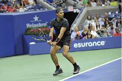 Nadal Rafael at USOPEN 2013 (3). Nadal Rafael (ESP) at USOPEN 2013 Stock Photography