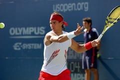 Nadal Rafaël # 1 in de Wereld (138) Stock Foto